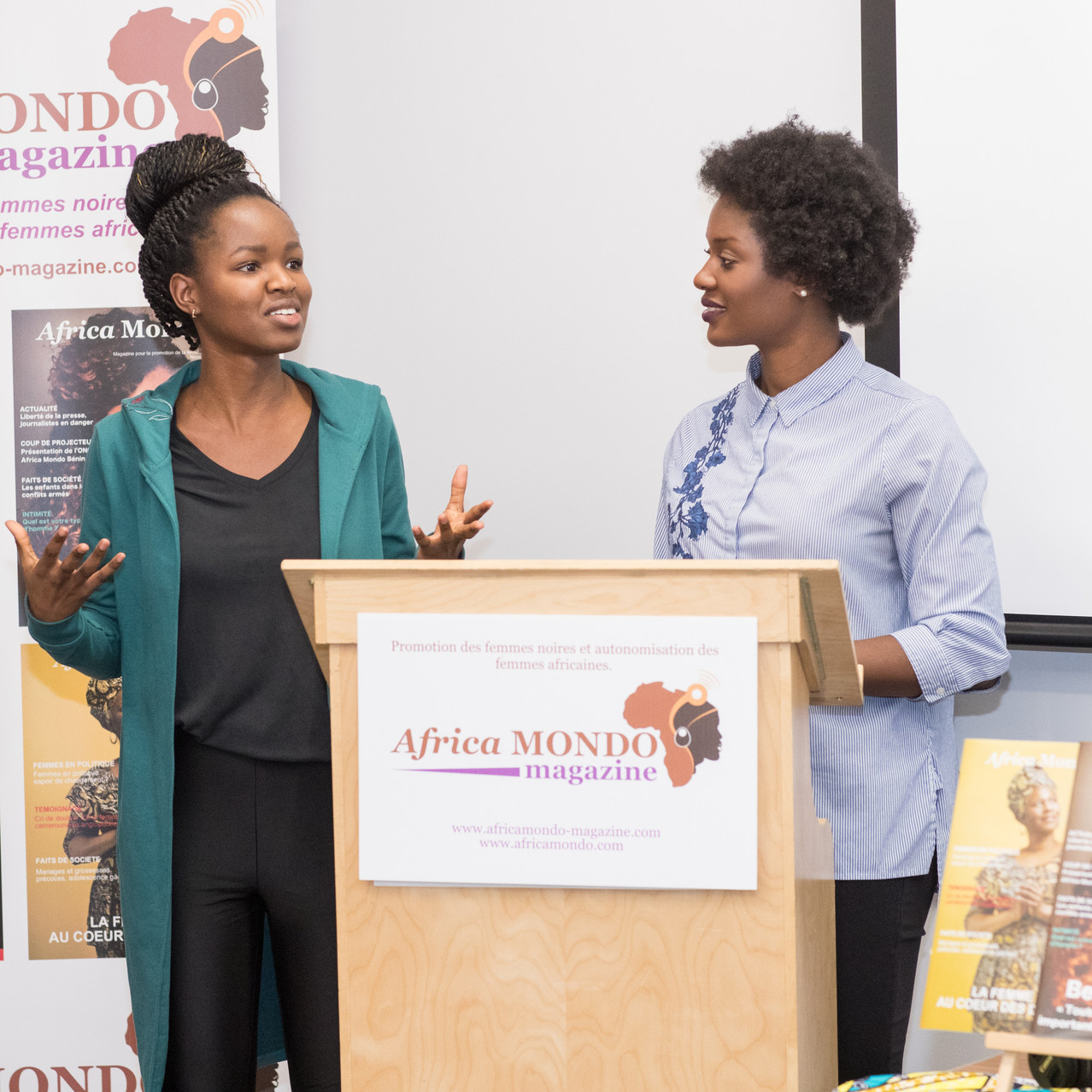 Club Affaires Femmes Afro-Caribéenne