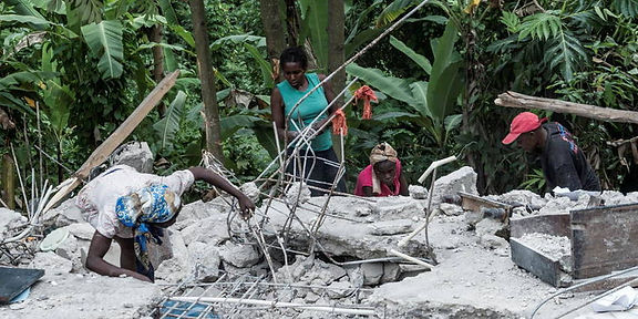 tremblement de terre aïti