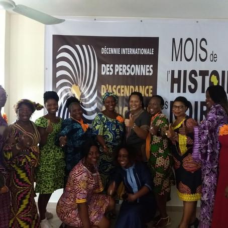 Préparation du Mois de l'Histoire des Noirs au Bénin