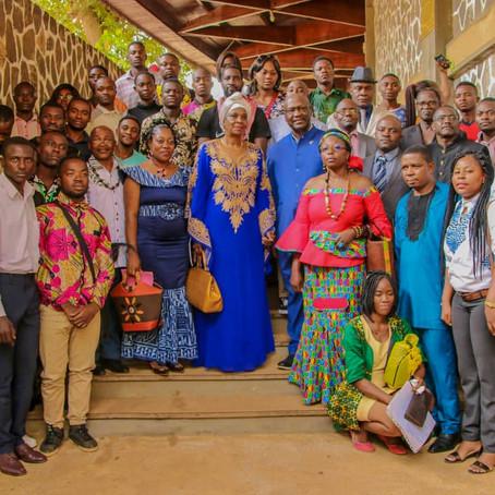 MHNA Cameroun : Cérémonie d'ouverture officielle du Mois de l'Histoire des Noirs à Yaoundé