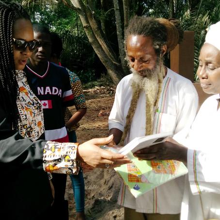 Rencontre avec mes compatriotes guadeloupéens, installés au Bénin