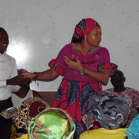 A la rencontre des jeunes et des femmes de la cité Lacustre de Ganvié, Bénin