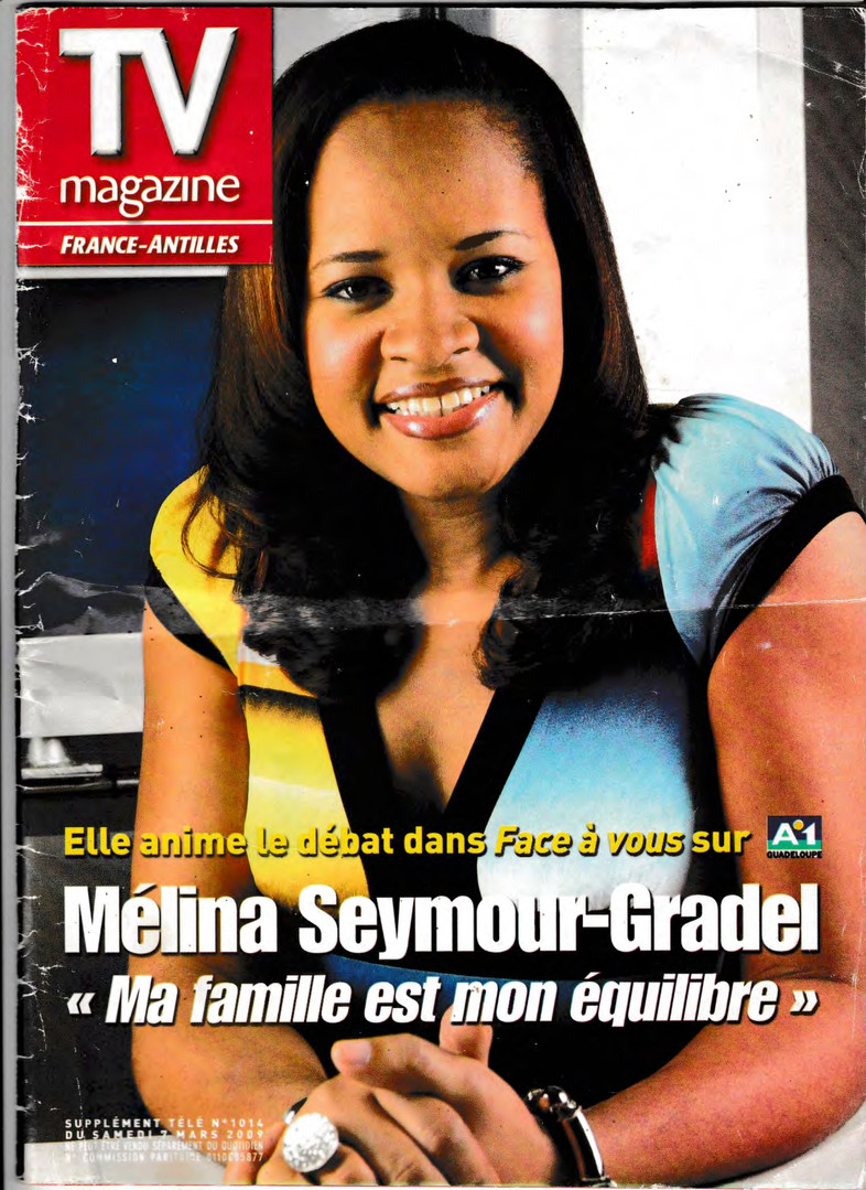 TV-Mag_Guadeloupe-melina-Seymour
