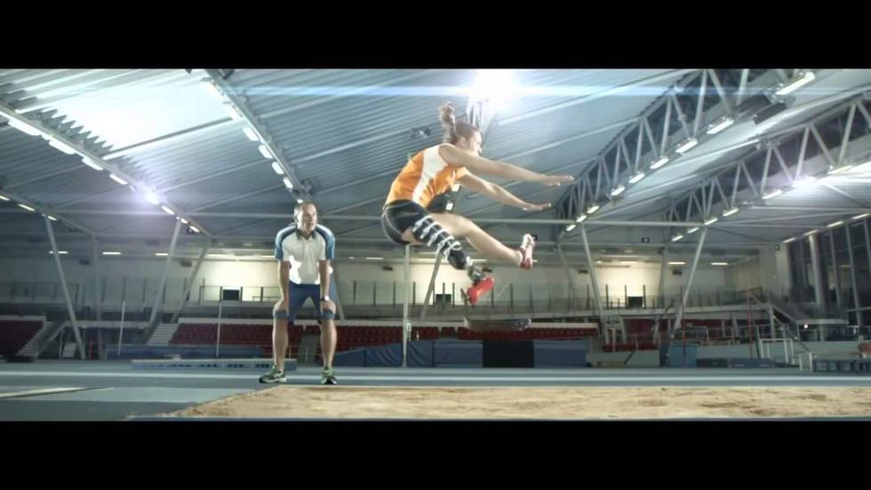 Sport : vidéo inspirante