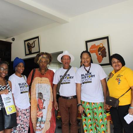 Visite mémorielle à Ouidah sur les traces des africains déportés et mis en esclavage dans la Caraïbe
