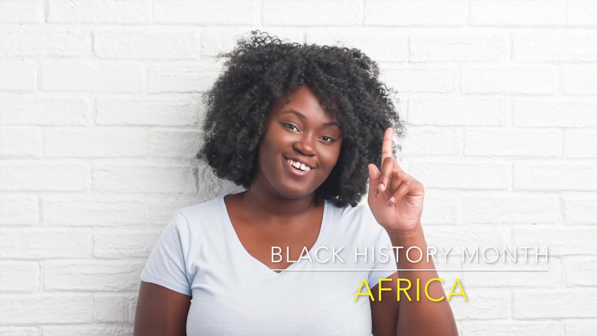 Black History Month Spot