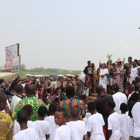 MHNA Bénin : Cérémonie d'ouverture officielle du Mois de l'Histoire des Noirs à Abomey-Calavi