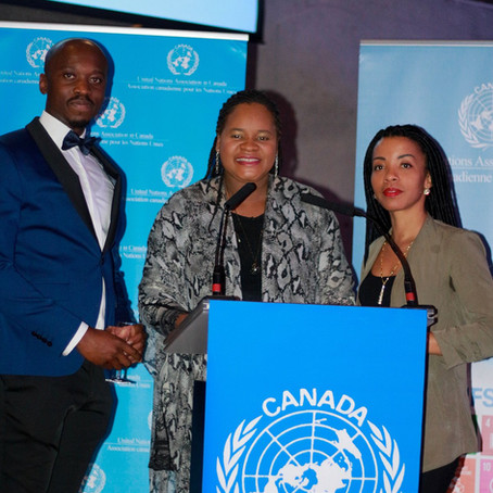 Gala des Nations Unies à Québec