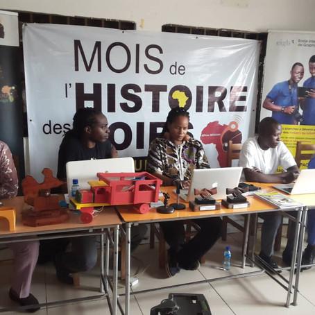 La plateforme entrepreneuriale entre jeunes africains et afro-descendants