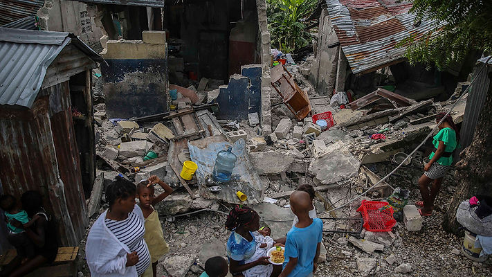 tremblement de terre haiti