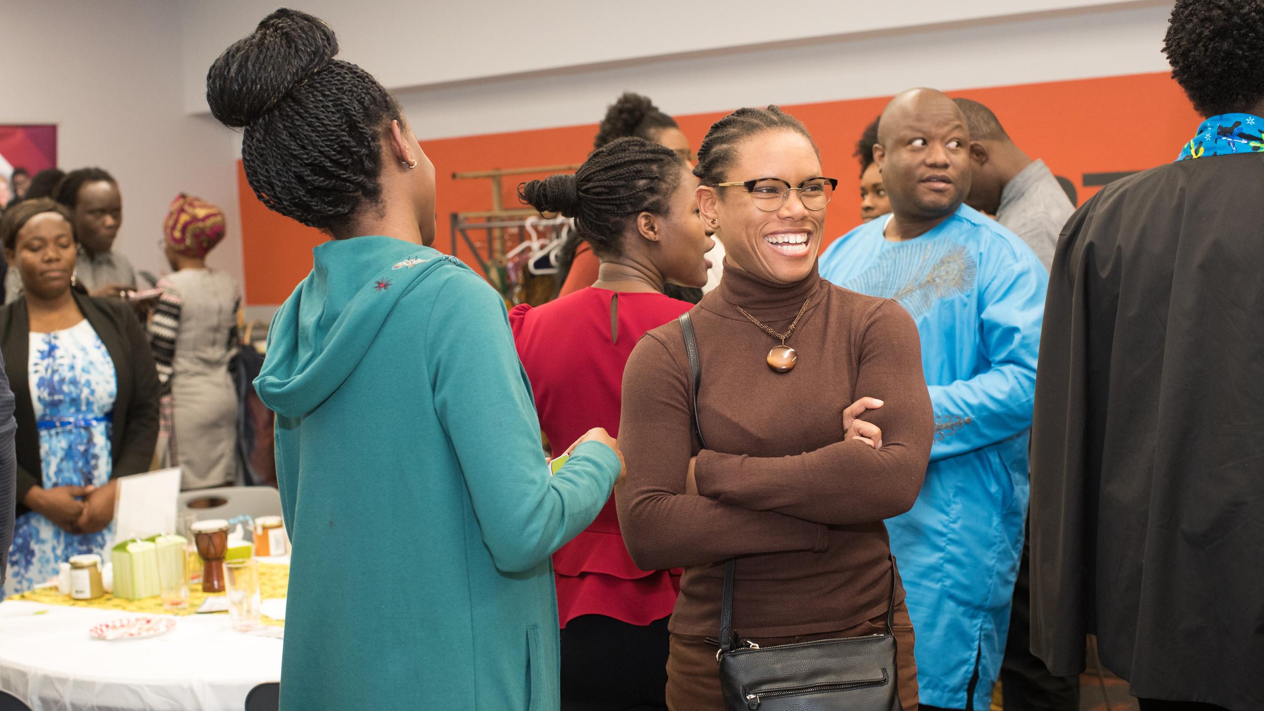 Femmes Afro-Caribéennes QC