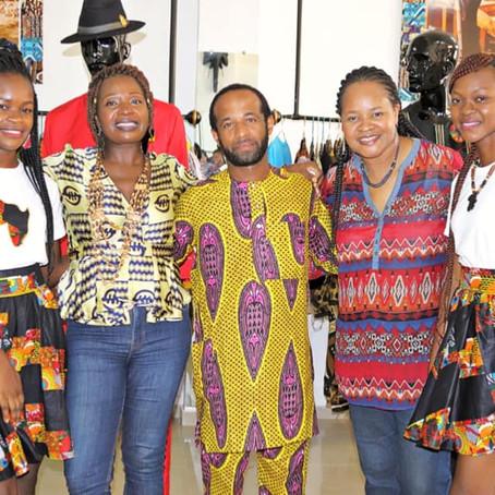 Visite du Centre Panaf à Cotonou