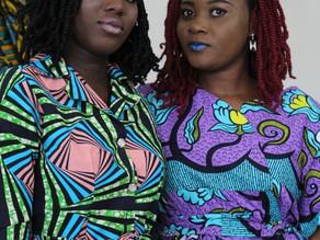 Shooting photos de la collection textile Africa Mondo Design
