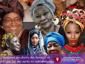 Huit mars, journée internationale des droits des femmes