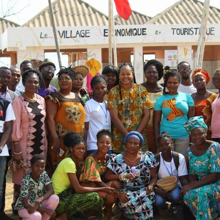 MHNA Bénin : Lancement du village économique et touristique