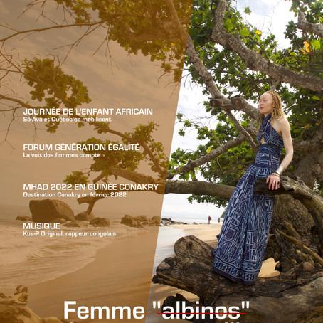 Africa Mondo Magazine est de retour, votre 13e numéro est disponible