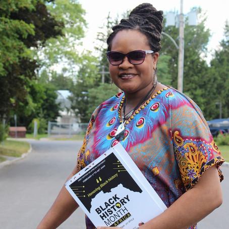 Entretien avec Mélina Seymour, la Coordonnatrice générale du Mois de l'Histoire des Noirs en Afr