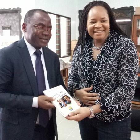 Rencontre à la Commission Permanente de la Francophonie, à Cotonou