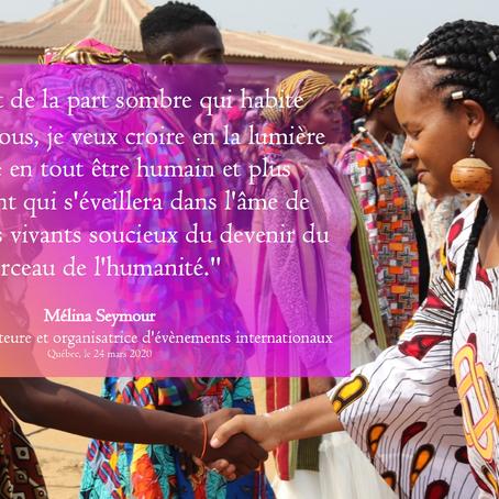 Invitation à l'Afro-optimisme en période de crise Covid-19
