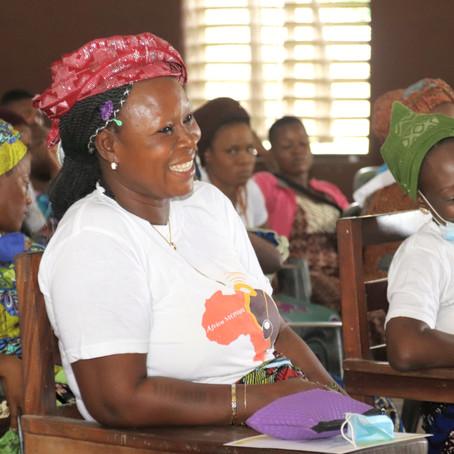 JIFA 2021, Africa Mondo honore les femmes de la Cité lacustre de Sô-Ava, Ganvié