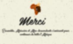 MERCI AFRICA MONDO