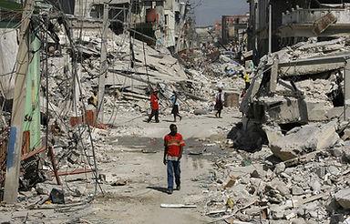Haiti seisme 2021