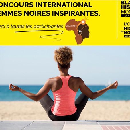 Les finalistes 2020 du Concours International Femmes Noires Inspirantes sont connues