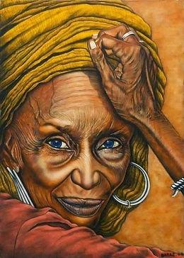 AINE AFRICAIN