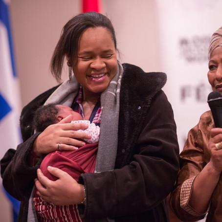 Lancement du Mois de l'Histoire des Noirs à Québec, Édition 2019