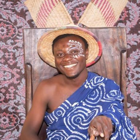 Mois de l'Histoire des Noirs au Bénin, activité body painting avec Afrikan Art et Africa Mondo