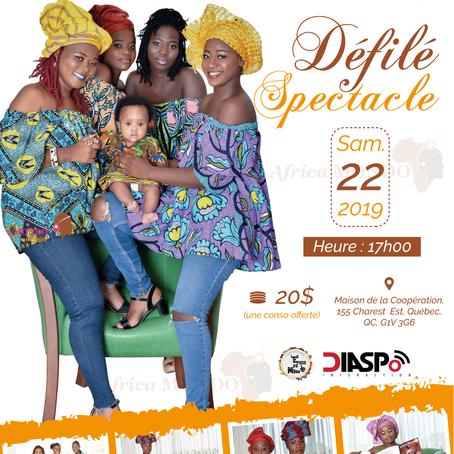 Présentation de la collection Africa Mondo Design