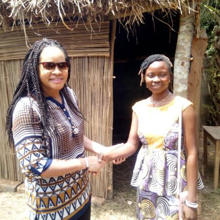 Nassidatou Kossoko, jeune femme béninoise active