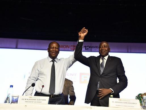 Ouattara va t'il se représenter suite au décès de son candidat ?