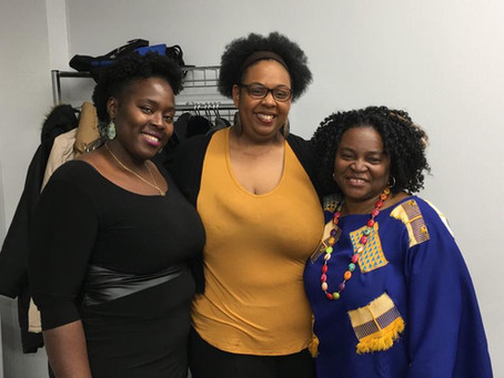 Conférence : Entrepreneuriat culturel des afro-caribéennes