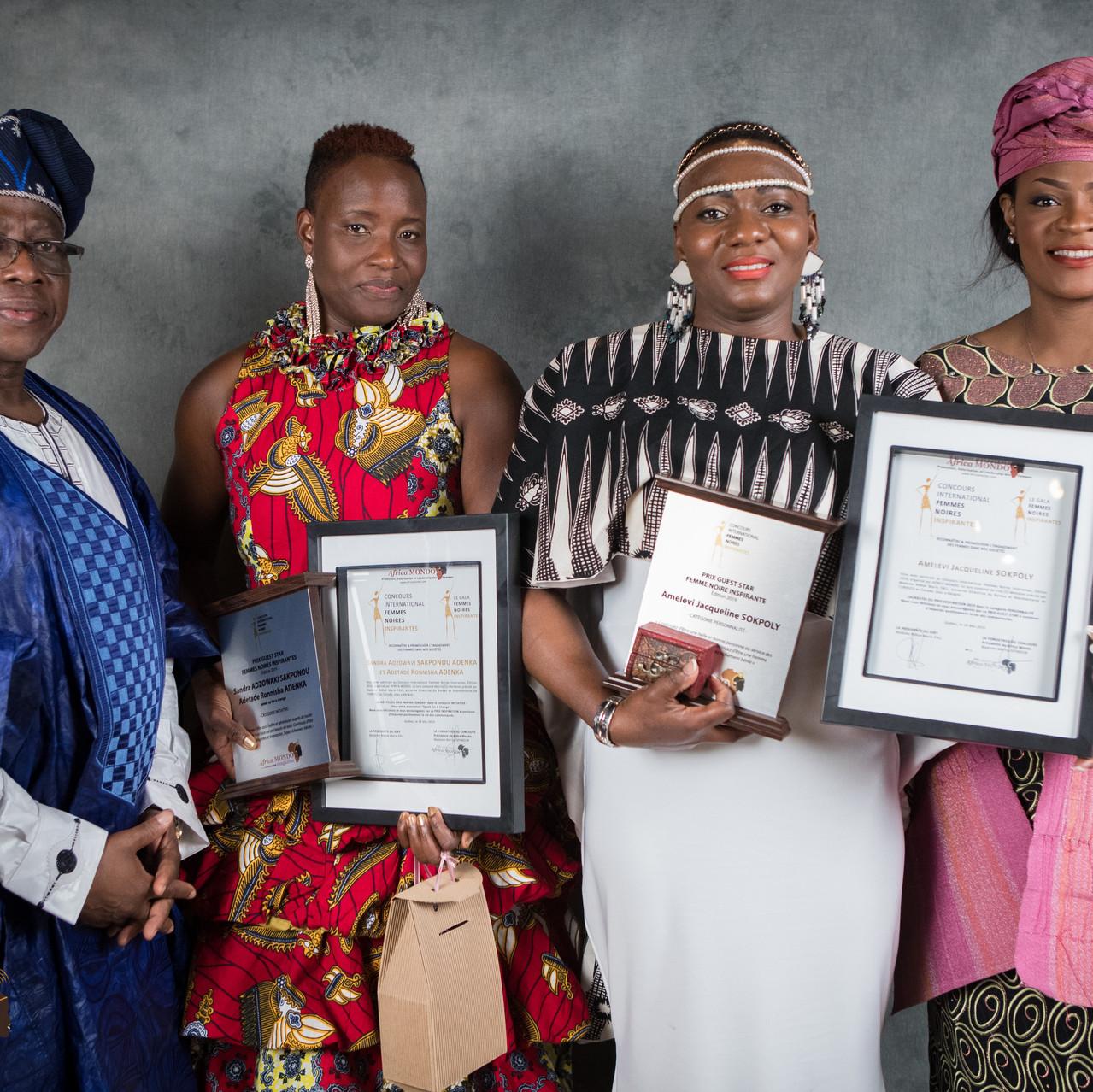 gala femmes noires inspirantes africa mo