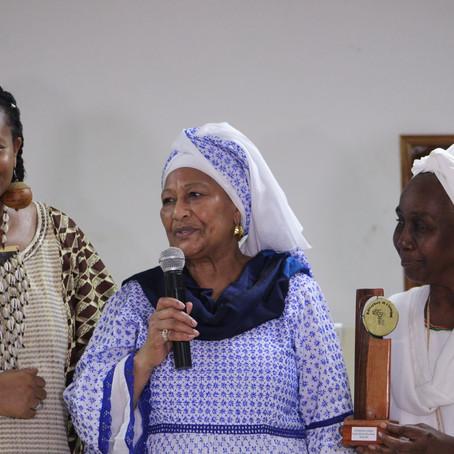 Soirée de la conscience et de la pensée africaine organisée par Africa Mondo