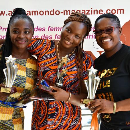 Cérémonie de Remise de Trophée du Concours International Femmes Noires Inspirantes, au Bénin