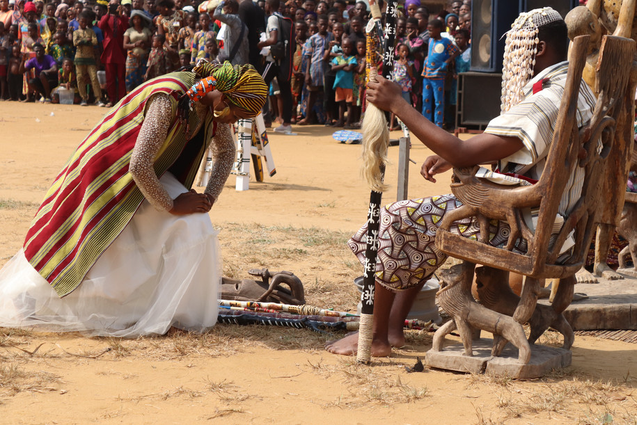 BLACK HISTORY MONTH BENIN