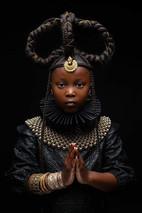 reine africaine