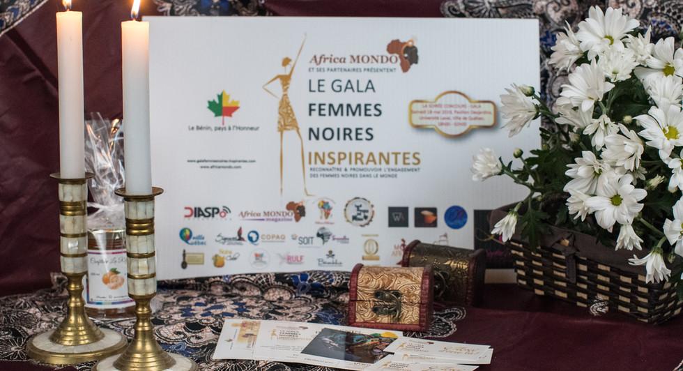 Gala Femmes Noires Inspirantes, Edition 2019, Canada