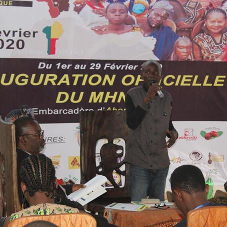 Histoire et Perspectives de la monnaie en Afrique francophone, débat du Mois de l'Histoire des Noirs