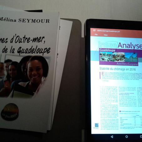 Conférence à Québec, Jeunes d'Outre-mer, le cas de la Guadeloupe