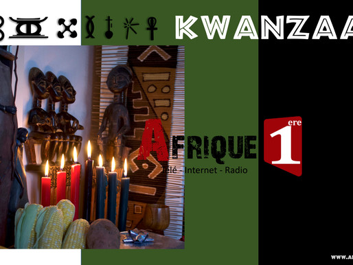 Afro-descendants et Africains fêtent Kwanzaa