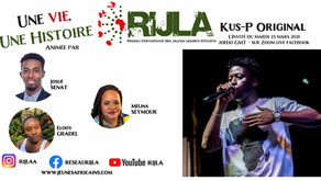 Kus-P Original, l'invité du RIJLA