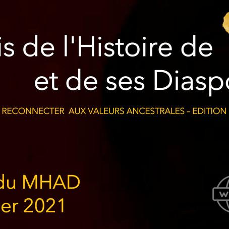 Cérémonie 2.0 du Mois de l'Histoire de l'Afrique et de ses Diasporas