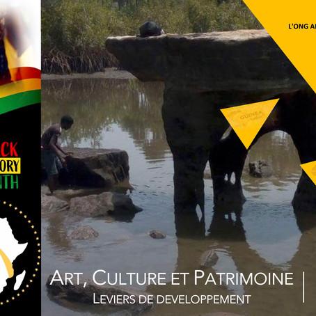 La version africaine du Mois de l'Histoire des Noirs 2022 se prépare en République de Guinée