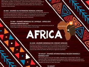 Les célébrations internationales africaines et afro-descendantes