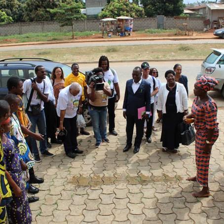 Une délégation guyanaise reçue à Africa Mondo Bénin