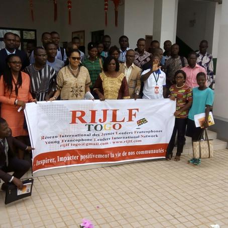 Conférence débat avec les étudiants de l'Université de Lomé au Togo