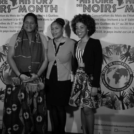 Gala Mois de l'Histoire des Noirs
